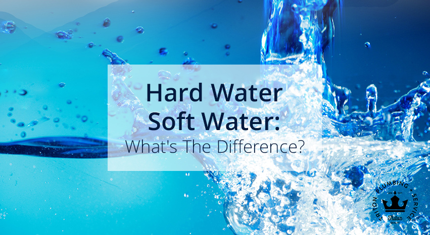 Hard Water, Soft Water: What's The Difference? | Triton Plumbing Service London Ontario Plumber
