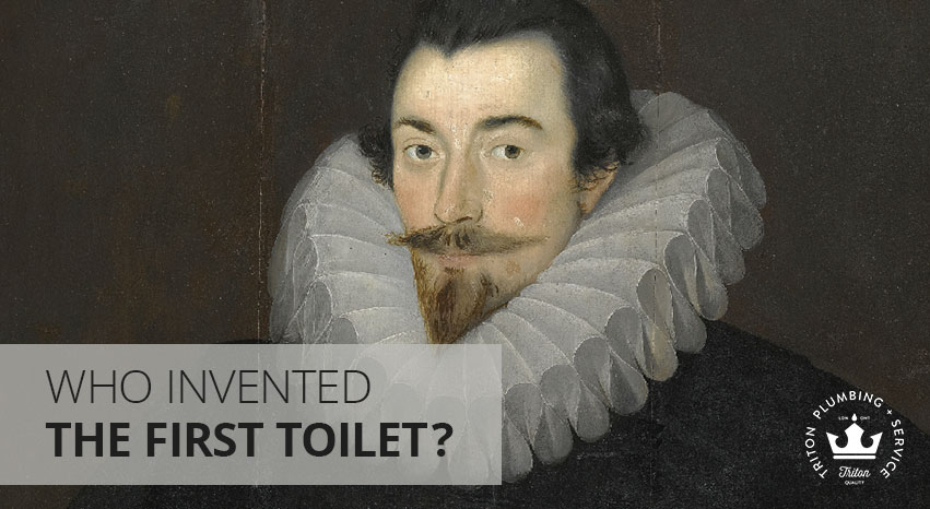 Who Invented The First Toilet? | Triton Plumbing Service London Ontario Plumber